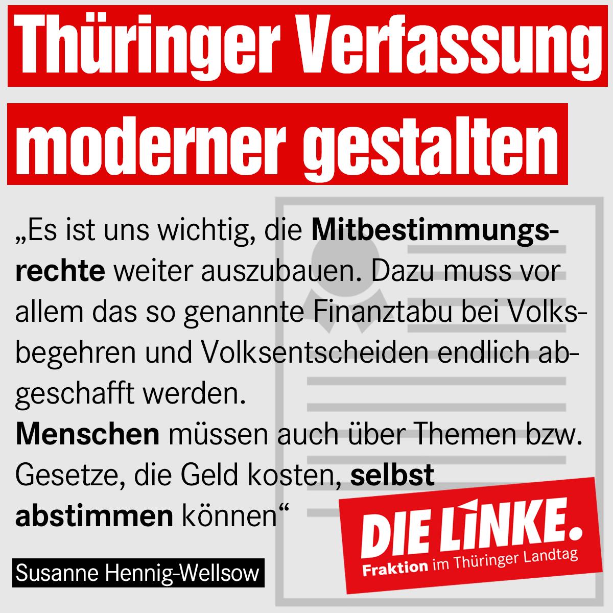 Thüringer Verfassung